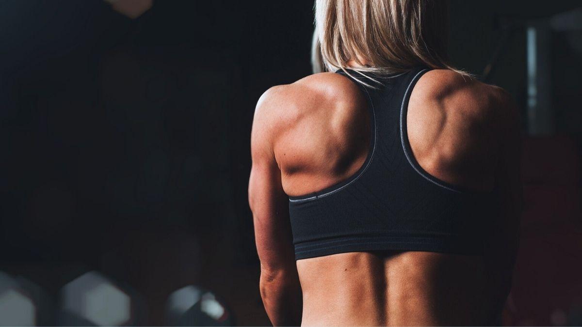 筋トレで体重が減らない理由④筋トレによる筋肉の増量