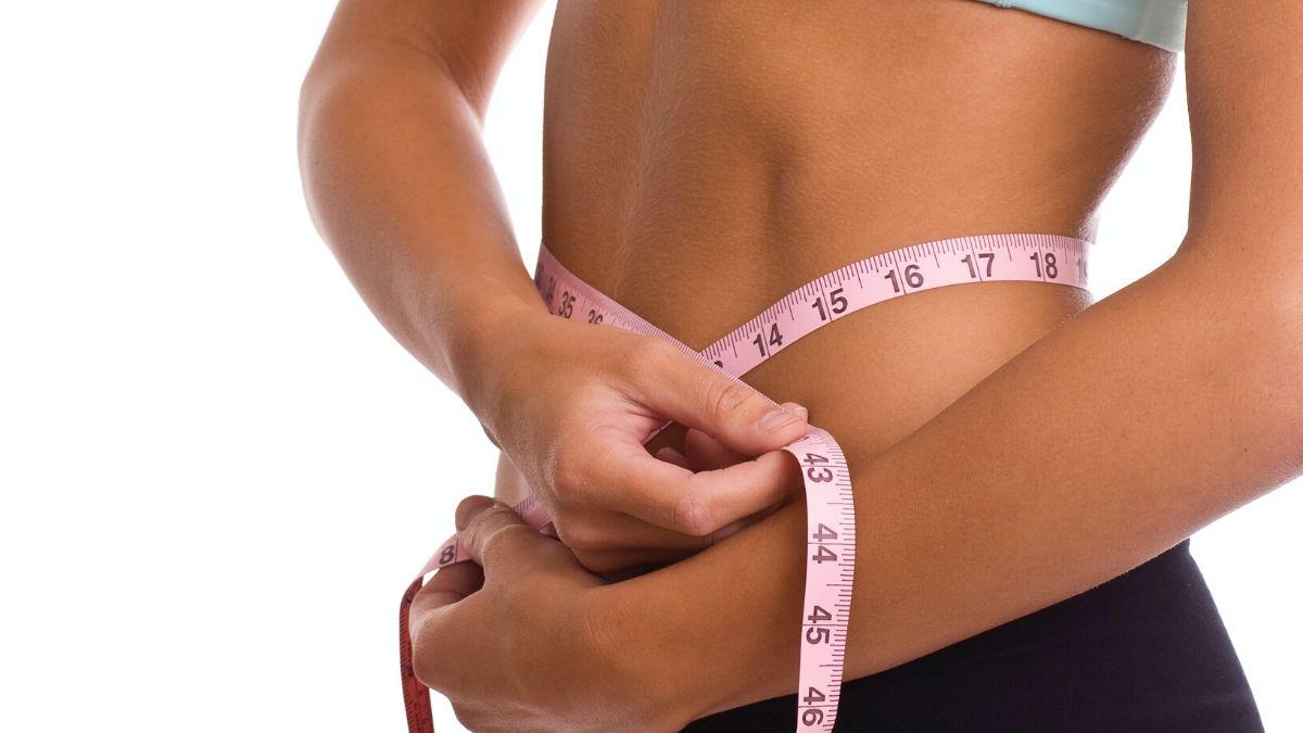 筋トレによる体重・見た目の変化①体重の割に見た目に変化が出る