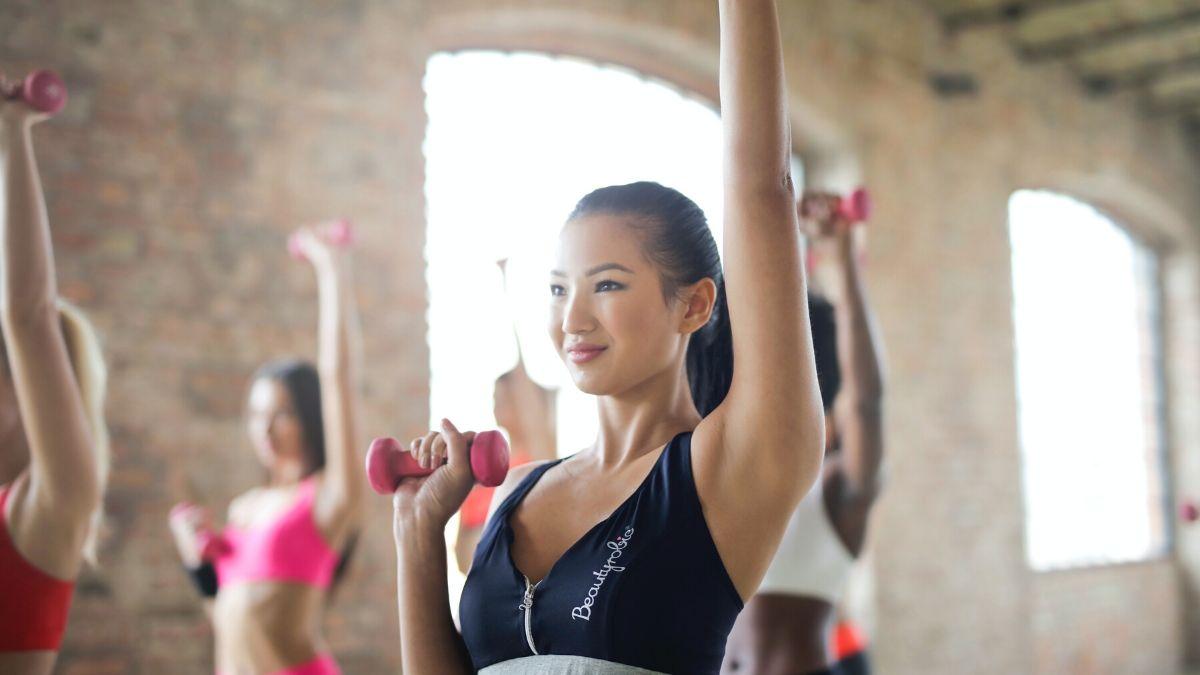筋トレによる体重・見た目の変化②筋トレを続ければ体重は減っていく